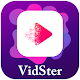 Download Vidster - Lyrical Video Status Maker For PC Windows and Mac