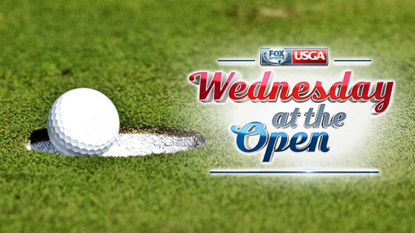 Watch Wednesday at the U.S. Open live