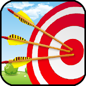 Archery Game Red