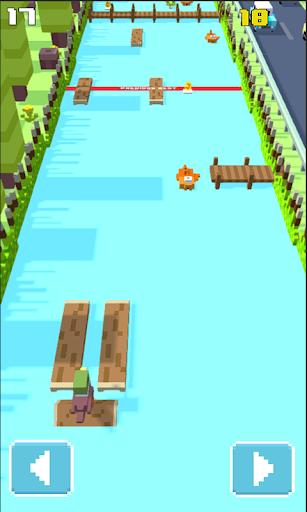 Loggy River