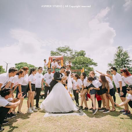 Wedding photographer Viloon Looi (aspirerstudio). Photo of 08.02.2018