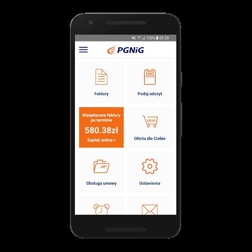 mBOK PGNiG 1.1.34 Screenshots 2