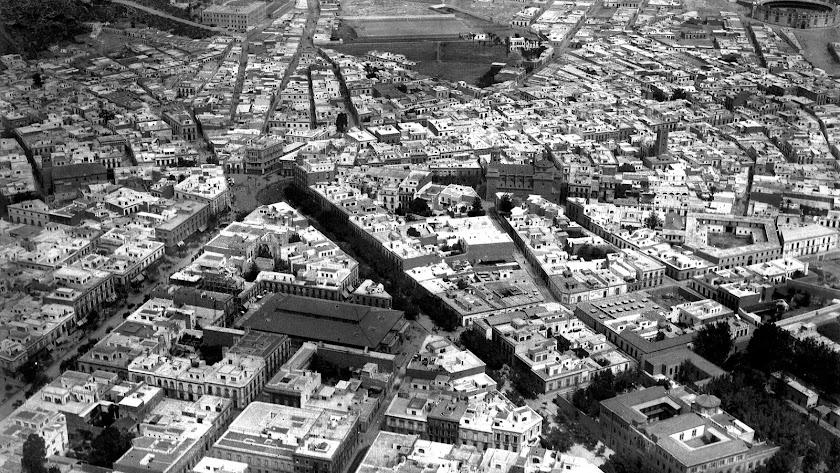Los barrios de extramuros del Martes Santo