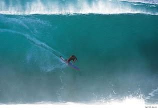Photo: Brent Dorrington, Rockpiles. Photo: Ellis #Surfer #SurferPhotos