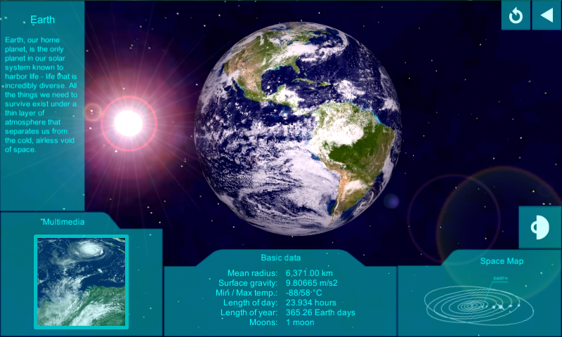 Explain 3D Discover universe  Android Apps on Google Play