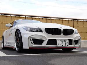 Z4 ロードスター  Z4 sDrive20i M Sport  2012年のカスタム事例画像 masaZ4(Team's Lowgun)さんの2019年01月23日20:40の投稿