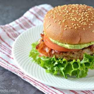 Grilled Chicken BLT Burgers.