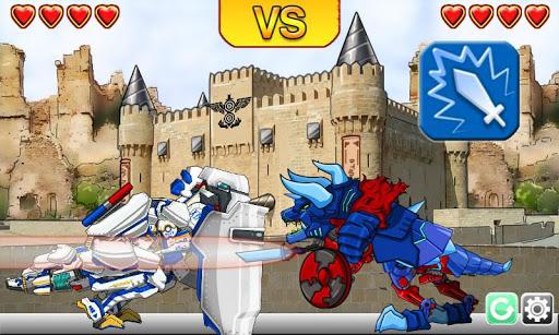 Dino Robot- Tyranno + Tricera2 1.2.1 screenshots 6