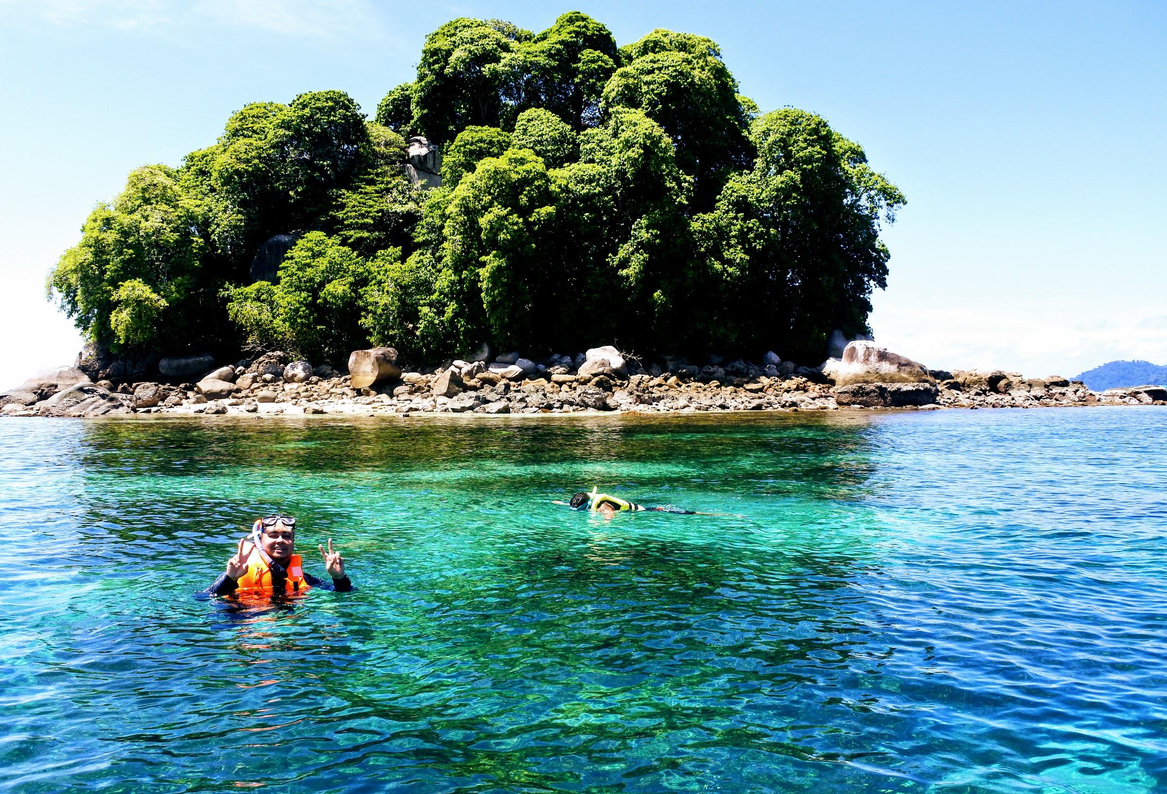 Snorkel at Pulau Renggis