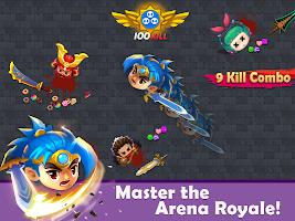 EvoBlade.io: Arena Royale