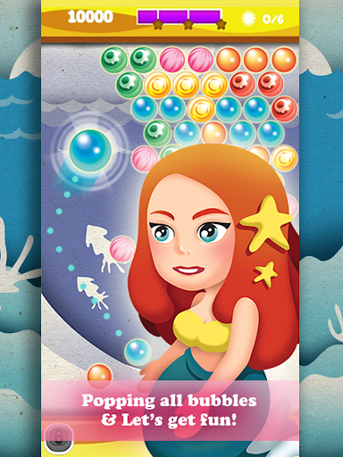 Bubble Mermaid Dash Mania