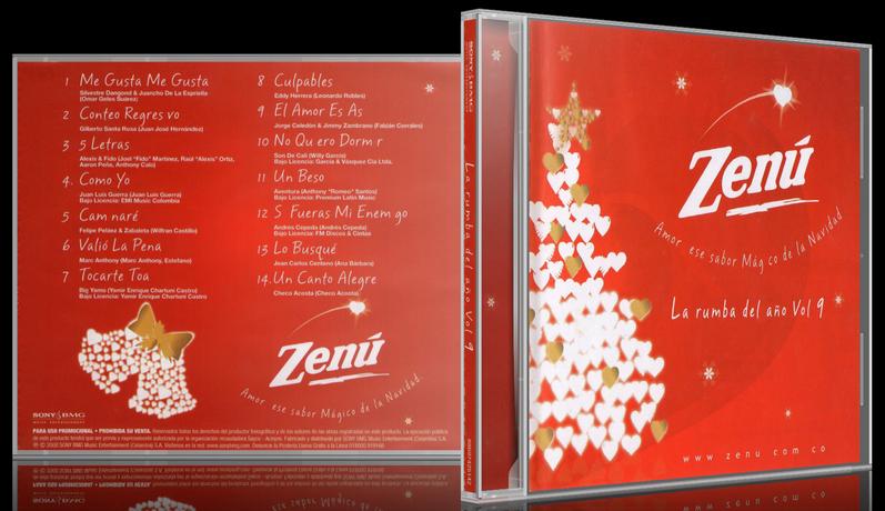 Varios Artistas - La Rumba Del Año Vol. 9 (2008) [MP3 @320 Kbps]