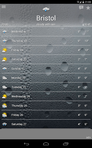 ilMeteo Weather screenshot 7