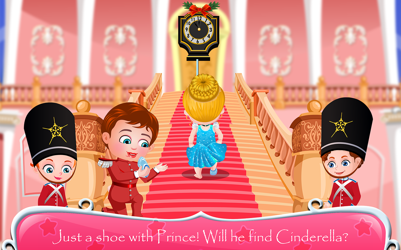 Baby hazel bed time youtube - Baby Hazel Cinderella Story Screenshot