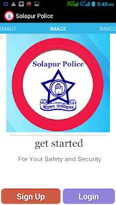 Solapur Police Pratisaad screenshot 0