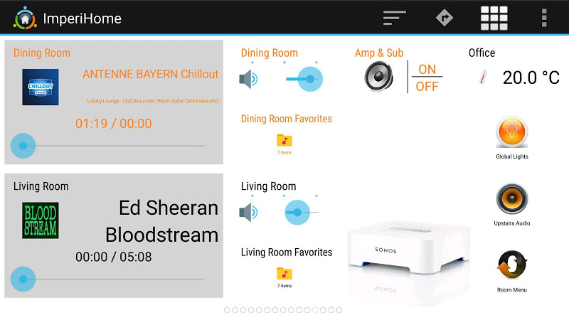 ImperiHome \342\200\223 Smart Home & Smart City Management Screenshot 8