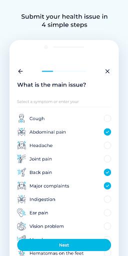 Viveo Health screenshot 2