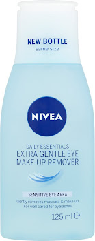 Nivea Visage Daily Essentials Extra Gentle Eye Make Up Remover - 125ml