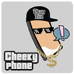 Cheeky phone Clap prank Icon