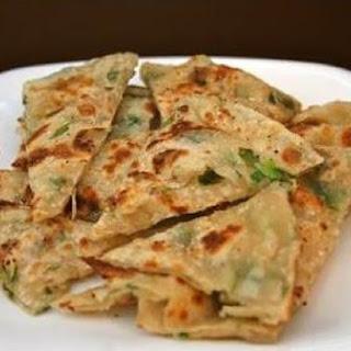 Chung Yao Beng - Scallion Pancakes A.K.A. Chinese Flat Bread