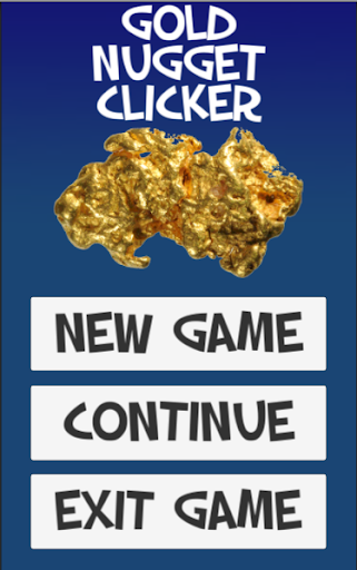 Gold Nugget Clicker