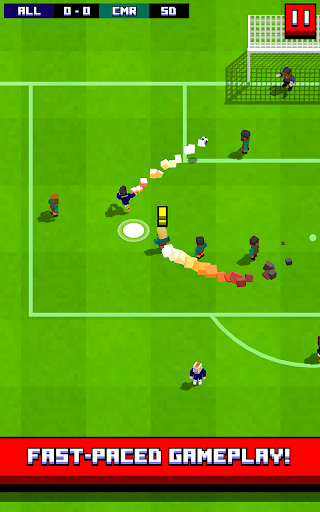 Retro Soccer - Arcade Football Game 4.203 screenshots 2