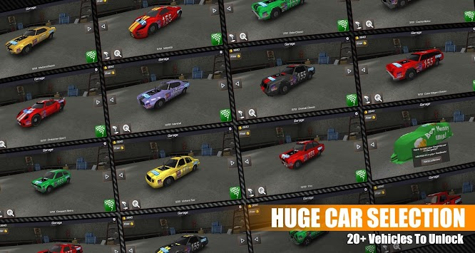 Demolition Derby 2 APK screenshot thumbnail 3