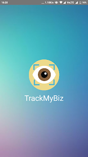 TrackMyBiz - náhled