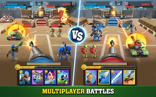 Mighty Battles 1.6.2 screenshots 3