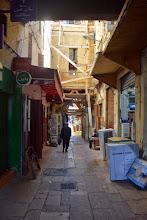 Photo: The ancient Jewish Quarter