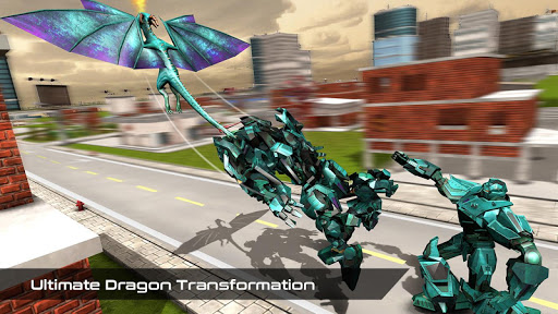 Dragon Robot Transform Game – Mech Robots Battle for PC
