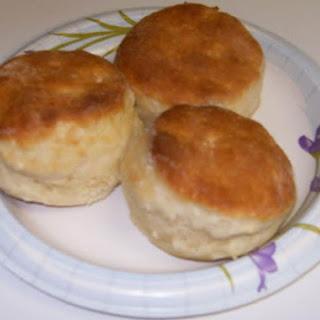 Judy's Bisquick Biscuits.