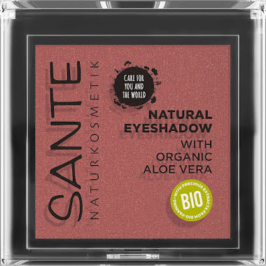 Natural Eyeshadow 02 Sunburst Copper