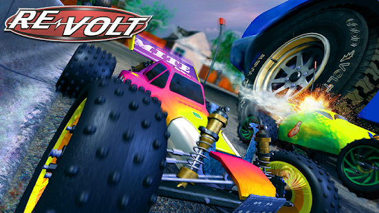 RE-VOLT Classic - 3D Racing Screenshot 9