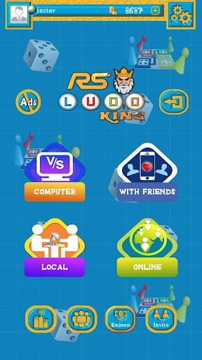 RS Ludo King - Realtime Multiplayer Ludo Game 1.0.4 screenshots 1