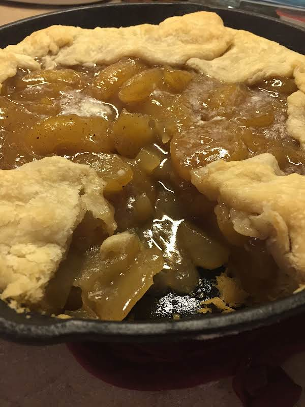 Rustic Apple Pie Recipe
