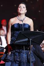 Photo: GIPFELTREFFEN DER STARS am 6.8.2011 in der Wiener Stadthalle.  Anna Netrebko. Foto: DI. Dr. Andreas Haunold