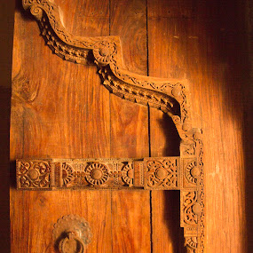 Palace Door by Saravanakumar Thangavelu - Buildings & Architecture Architectural Detail ( pwcdetails, palace, amber fort )