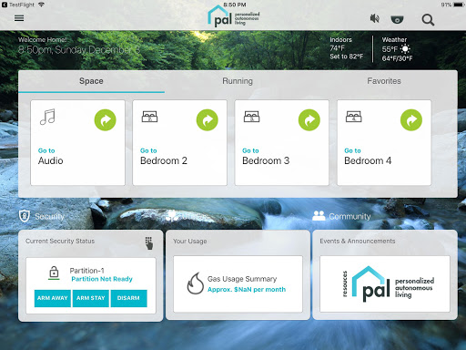 PAL Home Automation hack tool