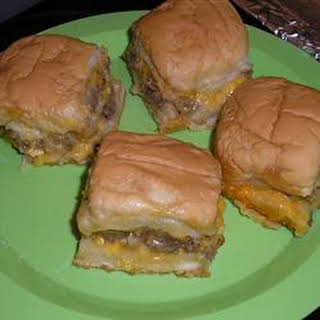 Game Day Sliders.