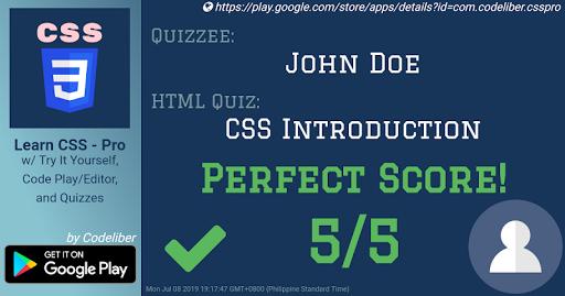 Learn CSS - Pro screenshot 9