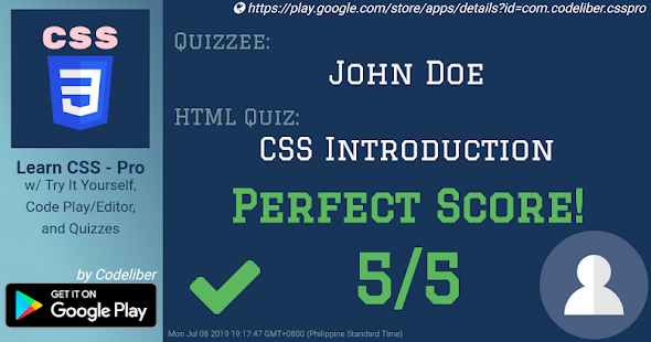 Learn CSS - Pro for PC-Windows 7,8,10 and Mac apk screenshot 9