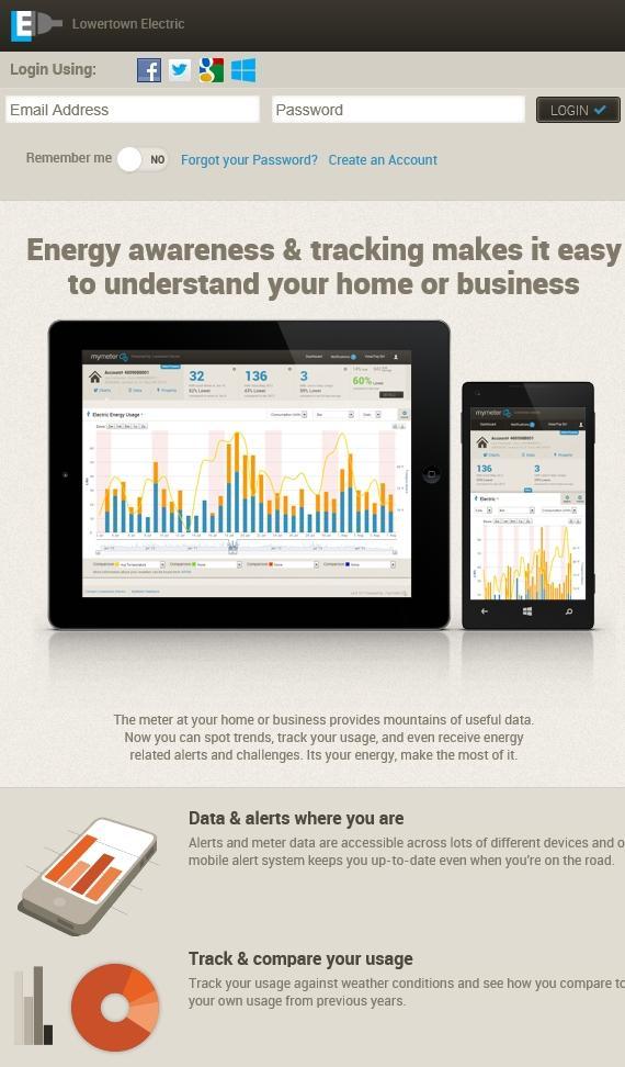 Скриншот MyMeter