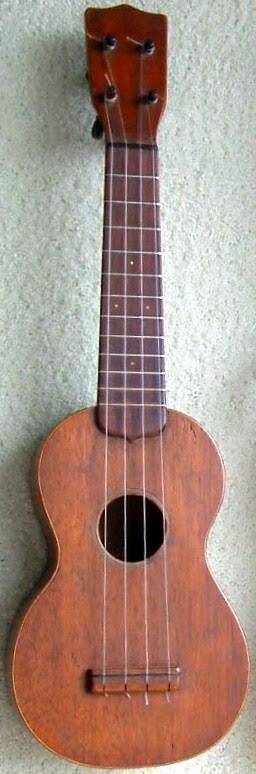 1920 martin s1 soprano Ukulele
