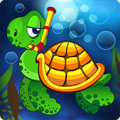 Sea Turtle Adventure Game