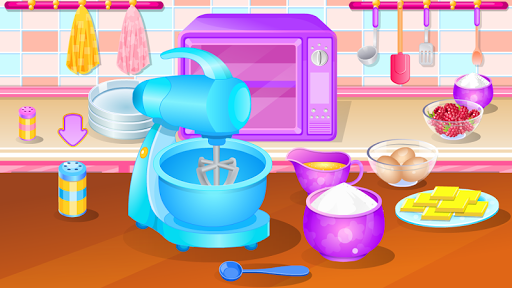 cooking games cake berries 3.0.0 screenshots 1