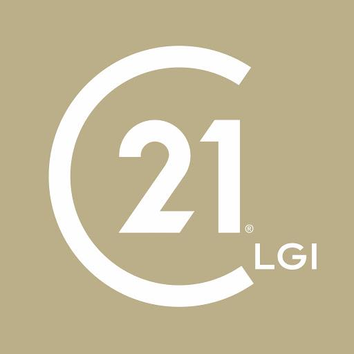 Logo de CENTURY 21 LGI