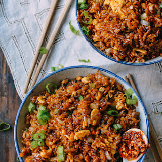 King Soy Sauce Fried Rice.