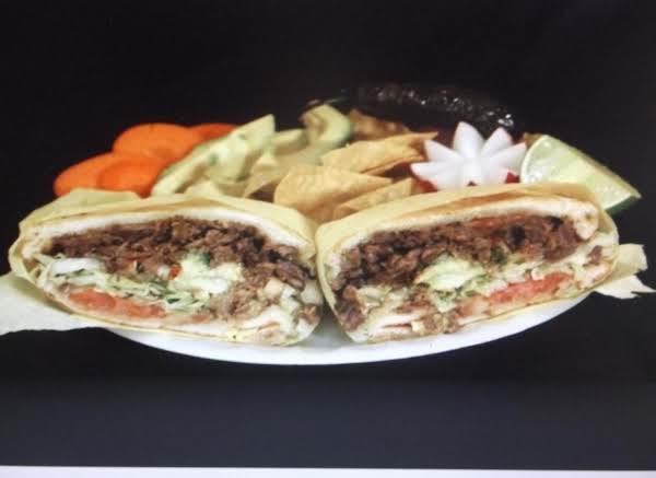 Mexican Sandwiches Recipe