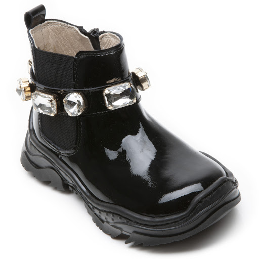 Thumbnail images of Step2wo Silvia - Jewelled Boot